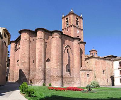 Ex-Benediktinerkloster_Najera_Spanien